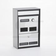 Cassetta da appendere Silmec per rivista con 1 pulsante di chiamata  mod 20-181.72