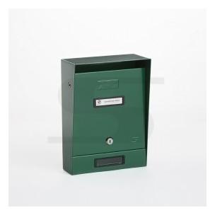 Cassetta Silmec tradizionale colore verde ral 6026 mod 10-202.22