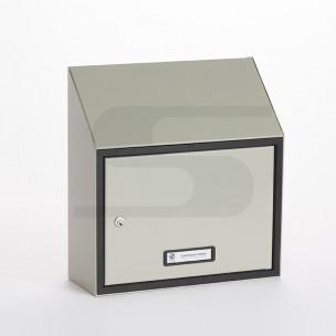 Cassetta Silmec da installazione interna su porta (senza placca) mod 10-299.05