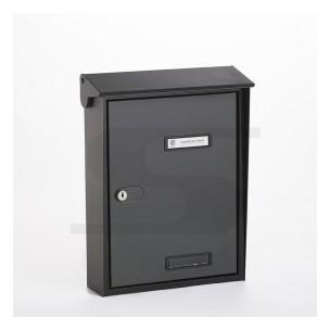 Cassetta Silmec S90 formato rivista colore grigio ferro mod 10-215.84