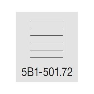 Casellare postale Serie SC5 standard modello 5B1-501.72