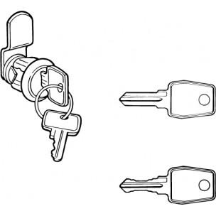 Serratura ricambio Silmec ottone serie 93 L. 11 mm codice 90-012