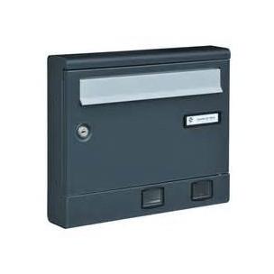 Cassetta Silmec S2001ER grigio scuro mod 10-518.81
