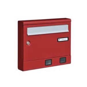 Cassetta Silmec  S2001ER rosso mod 10-518.82