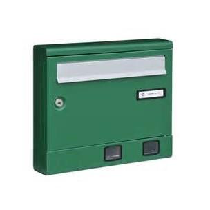 Cassetta Silmec S2001ER verde mod 10-518.83